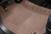 Image may not reflect your exact vehicle! Lund® - Catch-All™ 1st Row Beige Floor Liners