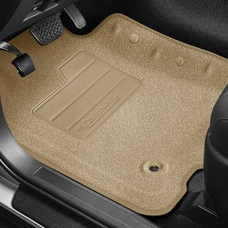 Lund® - Catch-All™ 1st Row Camel Floor Liners