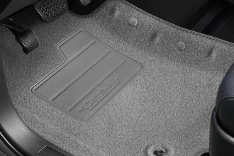 Image may not reflect your exact vehicle! Lund® - Catch-All™ 1st Row Gray Floor Liners