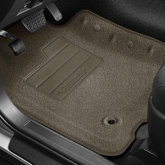 Lund® - Catch-All 1st Row Khaki Floor Liners