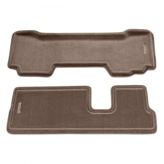 Lund® - Catch-All™ 2nd and 3rd Row Beige Floor Liners Set