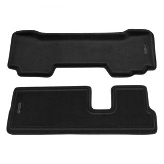 Lund® - Catch-All™ 2nd and 3rd Row Black Floor Liners Set