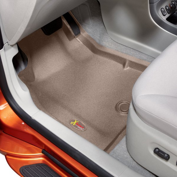 Lund® - Catch-All Xtreme™ 1st Row Tan Floor Liners