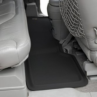 Lund® - Catch-All Xtreme™ 2nd Row Black Floor Liners