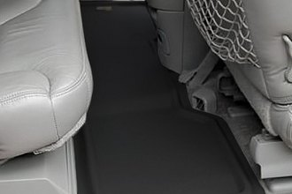 Lund® 429701 - Catch-All Xtreme™ 2nd Row Black Floor Liners