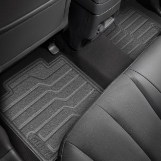 Lund® - Catch-It™ Carpet 2nd Row Gray Floor Liners