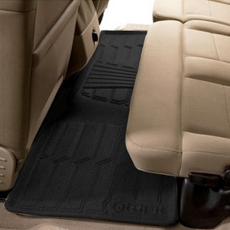 Lund® - Catch-It™ Carpet 2nd Row Black Floor Liner