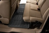 Lund® - Catch-It™ 3rd Row Vinyl Black Floor Mats
