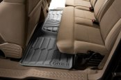 Lund® - Catch-It™ 3rd Row Vinyl Gray Floor Mats
