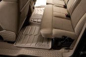 Lund® - Catch-It™ 3rd Row Vinyl Tan Floor Mats