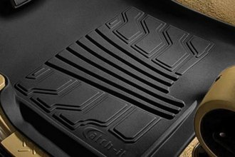Lund® - Catch-It™ Vinyl 1st Row Black Floor Liners