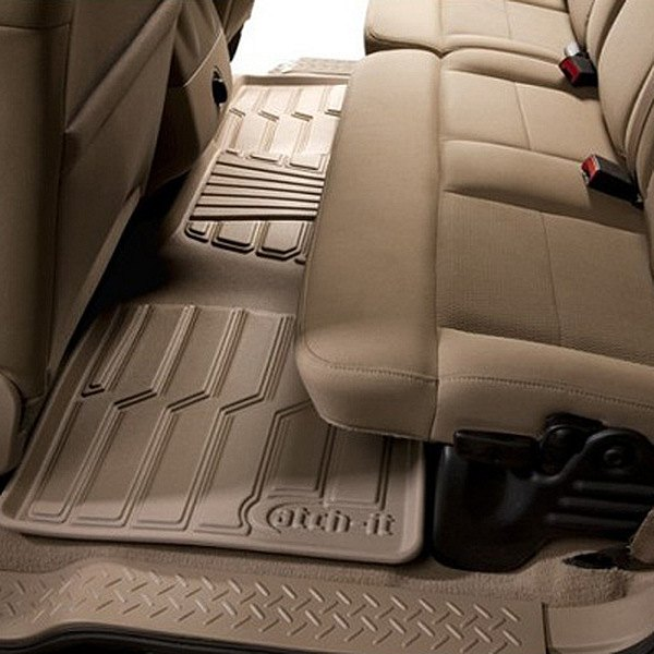 Image may not reflect your exact vehicle! Lund® - Catch-It™ Vinyl Floor Mats
