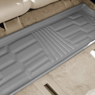 Lund® - Catch-It™ Vinyl 3rd Row Gray Floor Liners