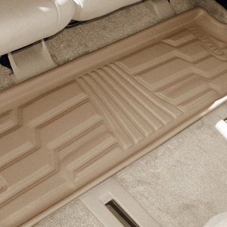 Lund® - Catch-It™ Vinyl 3rd Row Tan Floor Liners