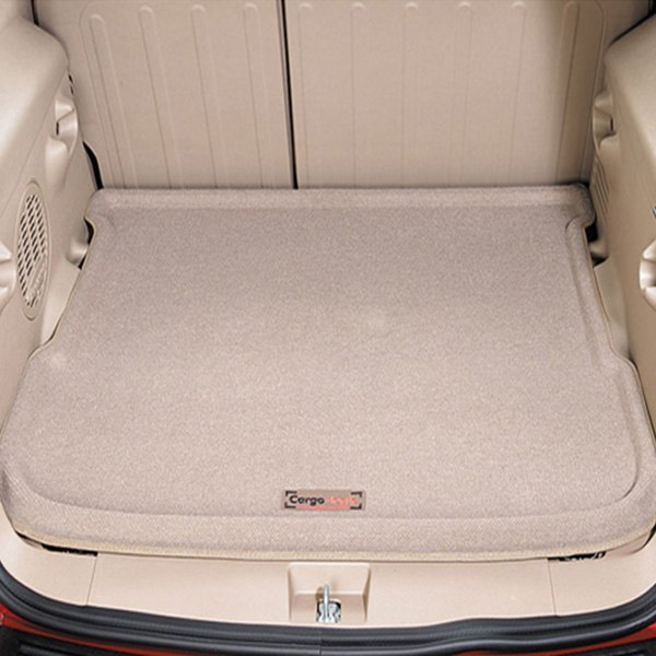 Image may not reflect your exact vehicle! Lund® - Cargo-Logic™ Tan Cargo Liner
