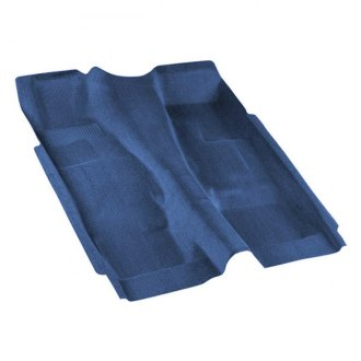 Lund® - Pro-line™ Lower Door Panels Blue Replacement Carpets