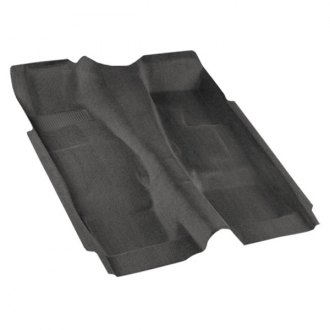Lund® - Pro-line™ Lower Door Panels Charcoal Replacement Carpets