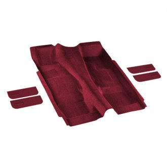 Lund® - Pro-line™ Dark Red Full Floor Replacement Carpets