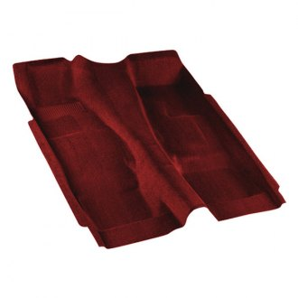 Image may not reflect your exact vehicle! Lund® - Pro-line™ Garnet Red Replacement Carpets