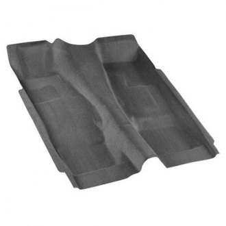 Lund® - Pro-line™ Lower Door Panels Gray Replacement Carpets