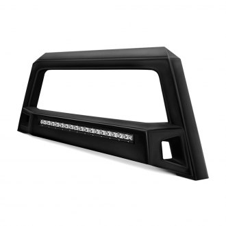 Lund® - Revolution™ Black LED Bull Bar w/o Skid Plate