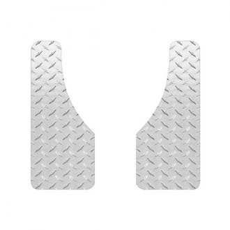 Lund® - Diamond Brite Moon Cut Mud Flaps
