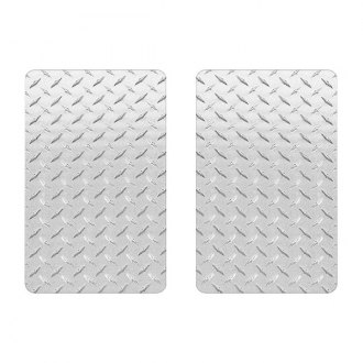 Lund® - Diamond Brite Square Mud Flaps