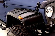 Lund® - Fender Flares on Jeep