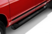 Image may not reflect your exact vehicle! Lund® - Factory Style Running Boards