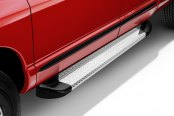 Image may not reflect your exact vehicle! Lund® - Trailrunner™ Running Boards
