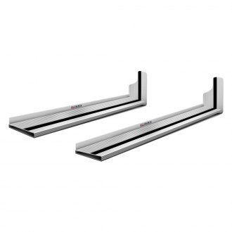 Lund® - Delta III Box Section Polished Running Boards