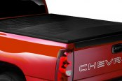 Image may not reflect your exact vehicle! Lund® - Genesis Elite Seal and Peel Tonneau Cover, Closed