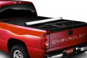 Image may not reflect your exact vehicle! Lund® - Genesis Elite Seal and Peel Tonneau Cover