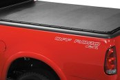 Image may not reflect your exact vehicle! Lund® - Genesis Elite Snap Soft Tonneau Cover, Closed