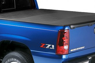Image may not reflect your exact vehicle! Lund® - Genesis Hinged Tonneau Cover, Closed