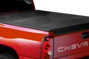 Image may not reflect your exact vehicle! Lund® - Genesis Seal and Peel Tonneau Cover