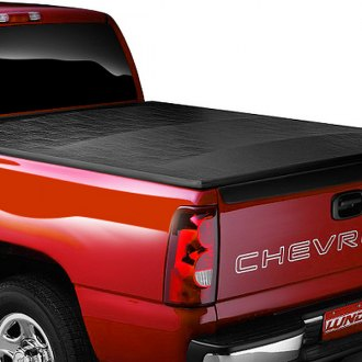 Lund® - Genesis Seal and Peel Tonneau Cover, Closed