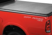 Image may not reflect your exact vehicle! Lund® - Genesis Snap Soft Tonneau Cover, Closed