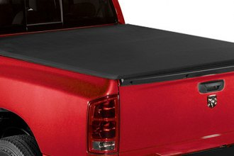 Image may not reflect your exact vehicle! Lund® - Genesis Tri-Fold Tonneau Cover, Closed