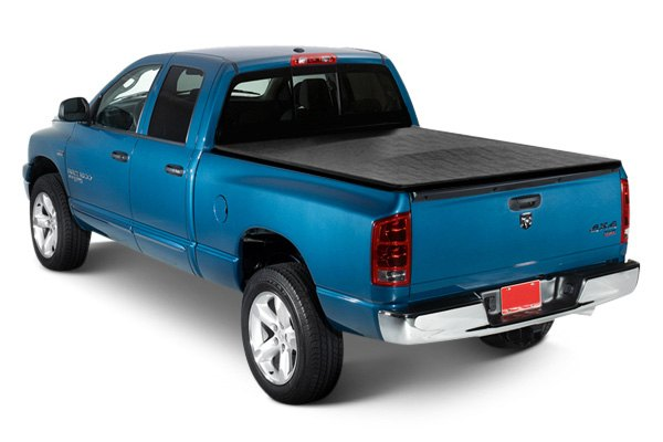 Lund® - Revelation Tonneau Cover, Closed