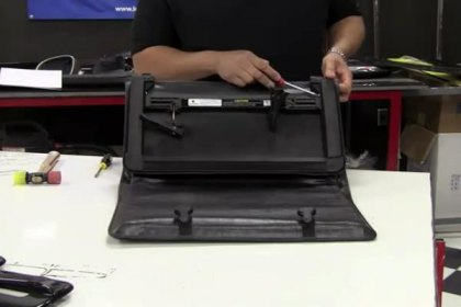 Lund® Tri-Fold Tonneau Cover Installation Video Part 2