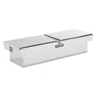 Lund® - Challenger™ Deep Dual Lid Gull Wing Crossover Tool Box