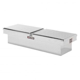 Lund® - Challenger™ Standard Dual Lid Gull Wing Crossover Tool Box