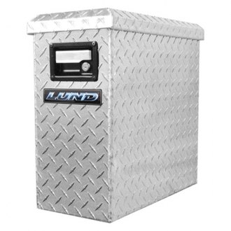 Lund® - Standard Single Lid Tower Wheel Well Tool Box