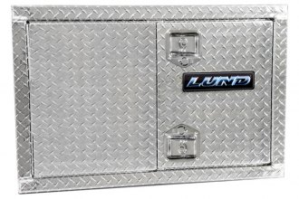 Lund® 8269 - Commercial Double Doors Underbody Tool Box