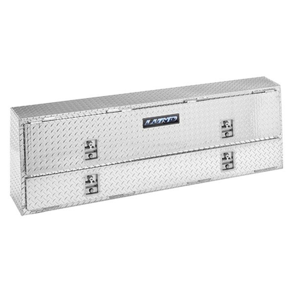 Lund® - Double Doors Top Mount Tool Box  sc 1 st  CARiD.com & Lund® 8272 - Double Doors Top Mount Tool Box