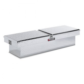Lund® - Standard Dual Lid Gull Wing Crossover Tool Box