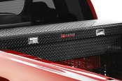 Lund® -Challenger™ Single Lid Crossover Black Tool Box, Standard profile