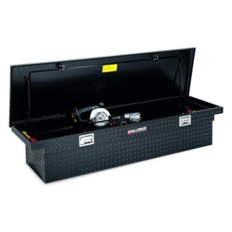 Lund® - Challenger™ Black Single Lid Crossover Black Tool Box