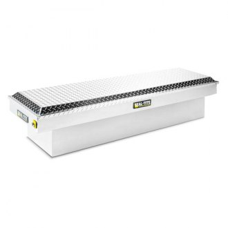Lund® - Seal-Tite™ Polished Single Lid Stainless Steel Tool Box